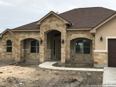 Seguin Single Family Home For Sale: 1449 Prairie Pass