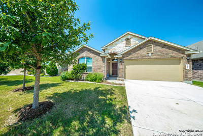 Cibolo Single Family Home Active Option: 305 Albarella