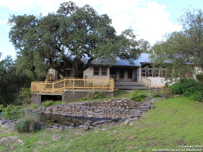 Comal County Single Family Home New: 27929 Elm Grove