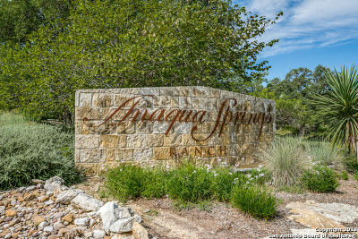Boerne Residential Lots & Land Active Option: 11307 Anaqua Springs