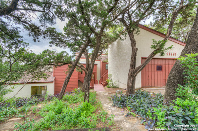 Helotes Single Family Home New: 11446 Lago Vista