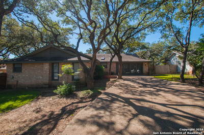 San Antonio Single Family Home New: 1818 Red Leaf Dr