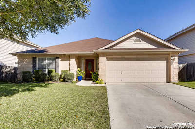Helotes Single Family Home Active Option: 9622 Sandie