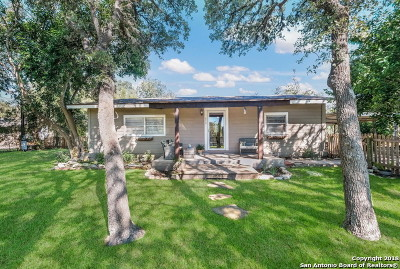Comal County Single Family Home Active Option: 679 High Dr