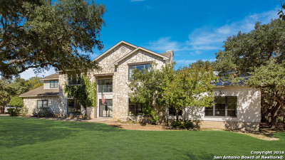Boerne Single Family Home For Sale: 29262 Seabiscuit Dr
