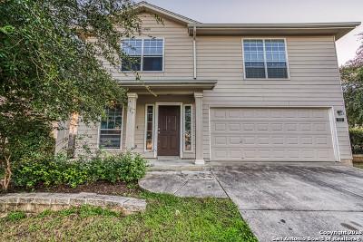 San Antonio Single Family Home Price Change: 435 Cardinal Way
