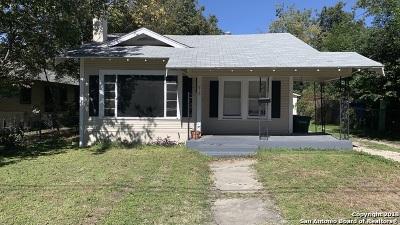 Single Family Home New: 819 W Lynwood Ave