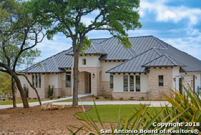 Comal County Single Family Home New: 131 River Chase Dr