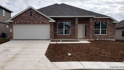 Guadalupe County Single Family Home New: 908 Cypress Mill