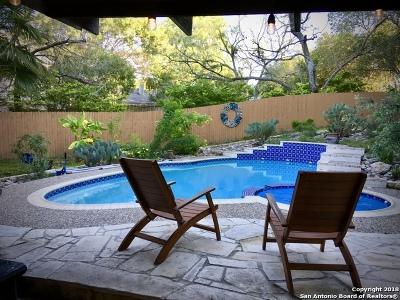 San Antonio Single Family Home Back on Market: 6300 Fox Head St