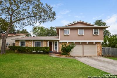 San Antonio Single Family Home Back on Market: 9223 Brigadoon St