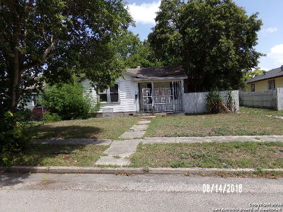 San Antonio Single Family Home New: 213 E Dickson Ave