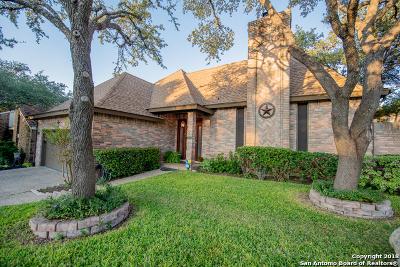San Antonio Single Family Home Active RFR: 9102 Rustlers Creek Dr