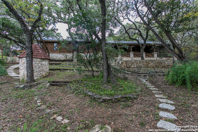 Helotes Single Family Home Active Option: 19722 Grey Forest Dr