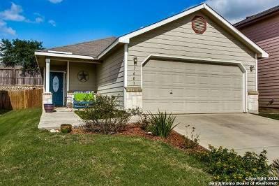 Single Family Home Active Option: 3603 Longhorn Creek