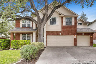 Cibolo Single Family Home Price Change: 109 Indigo Brush Dr