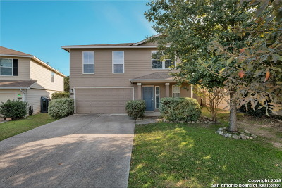 Bexar County Single Family Home Price Change: 15410 Perch Ledge