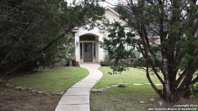 Timberwood Park Single Family Home For Sale