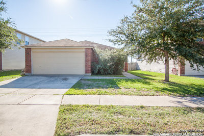 Schertz, Cibolo Single Family Home Active Option: 217 Jersey Bend