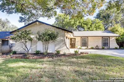 San Antonio Single Family Home For Sale: 1710 Talcott Dr