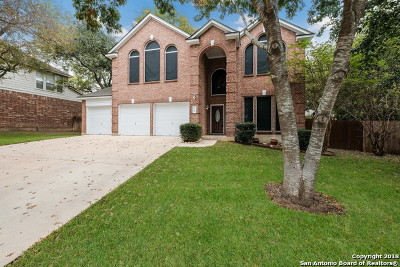 Schertz Single Family Home For Sale: 1341 Arroyo Verde