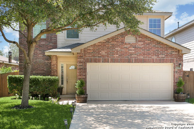 Helotes Single Family Home Active Option: 9014 Turlock Run