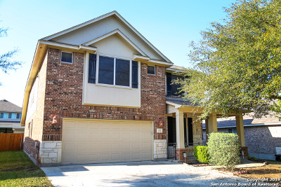 Cibolo Single Family Home Price Change: 230 Maidstone Cove
