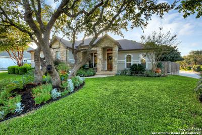 San Antonio Single Family Home New: 18523 Rustling Ridge