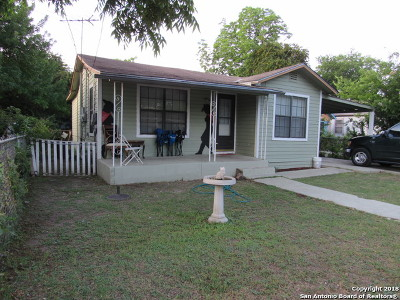 San Antonio Single Family Home New: 919 Green St