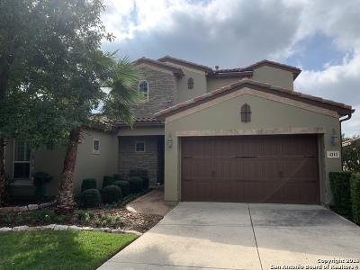 San Antonio Single Family Home New: 4311 Lignoso