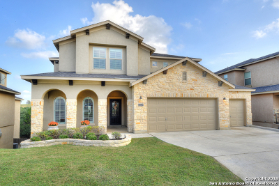 Bexar County Single Family Home New: 23218 Woodlawn Rdg