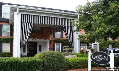 San Antonio Condo/Townhouse Active Option: 8401 N New Braunfels Ave #222