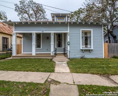 San Antonio Single Family Home New: 114 E Rische