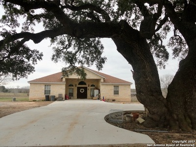 San Antonio Single Family Home New: 21174 Us Highway 281 S