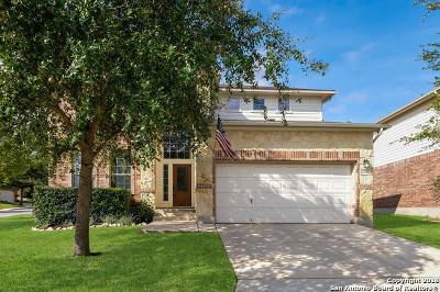 Comal County Single Family Home New: 3703 Cotoneaster