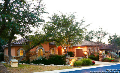 San Antonio Single Family Home New: 11 Florence Ct