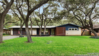 San Antonio Single Family Home Back on Market: 10108 Sunflower Ln