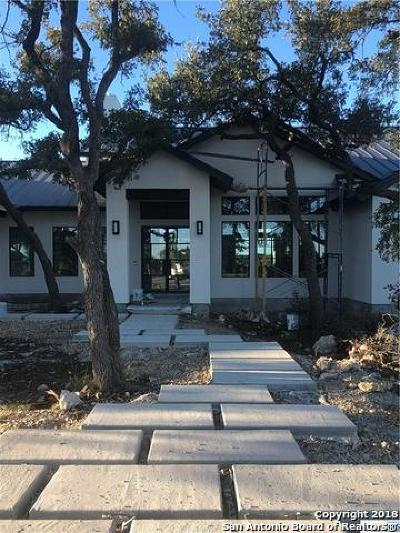 New Braunfels Single Family Home New: 504 Copper Crest