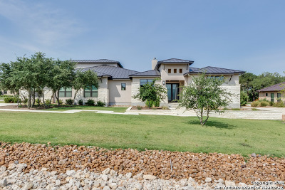 New Braunfels Single Family Home Back on Market: 5911 Copper Valley