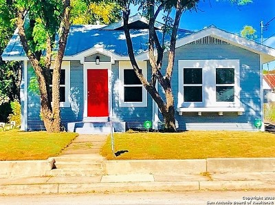 Single Family Home Back on Market: 407 Rigsby Ave
