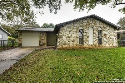Schertz Single Family Home Active Option: 213 Beverly Dr