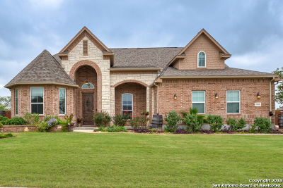 Schertz Single Family Home New: 10408 Ivy Field