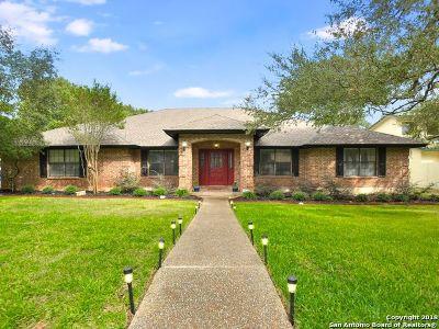San Antonio Single Family Home New: 1507 Tarton Ln