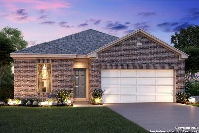 Helotes Single Family Home New: 9423 Bricewood Post