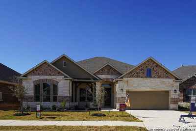 Guadalupe County Single Family Home New: 821 Calabria