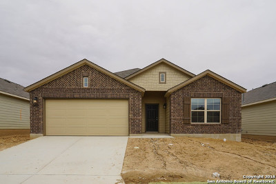 Converse Single Family Home New: 10539 Pablo Way
