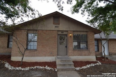 Bexar County Multi Family Home Active Option: 202 Fir Dale