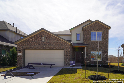 Bexar County Single Family Home Price Change: 5506 Carriage Falls