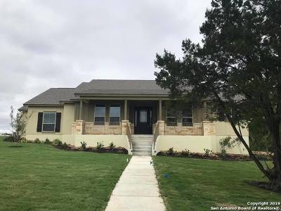Comal County Single Family Home New: 3113 Comal Spgs