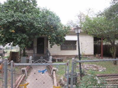 San Antonio Single Family Home Back on Market: 510 S Rosillo St